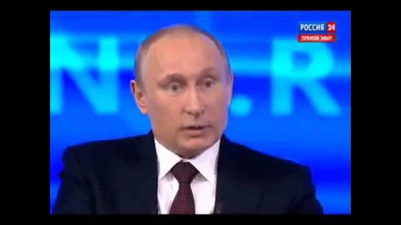 Путин не боится НАТО. «Мы сами всех задушим» !