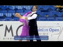 UO2013 TELEGINA Angelina JAPARIDZE Otar (GEO)Senior Ice Dance SD(TЕЛЕГИНА Ангелина,ДЖАПАРИДЗЕ Отар