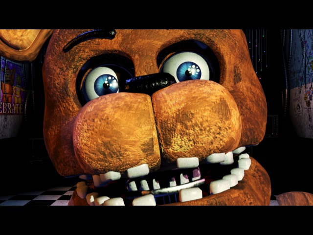 [FNAF] Five Nights at Freddy's Скетчи [Shorts] 60 FPS