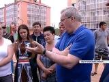 Богучанский алюминиевый завод (06.07.2015, Енисей-ТВ)