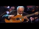 Pepe Romero: Concierto de Aranjuez ( Joaquin Rodrigo), Recuerdos de la Alhambra ( Francisco Tarrega)