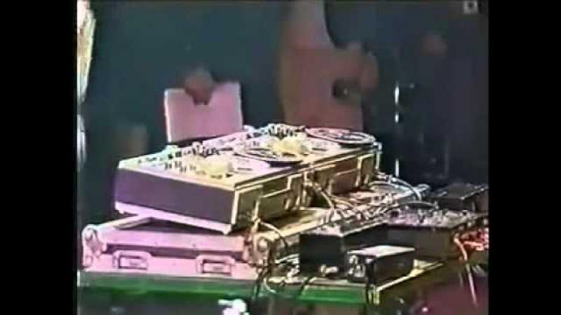 Mr tape (jeb Modris Skaistkalns) no LV (1991) DMC World 1991 - Mr. Tape