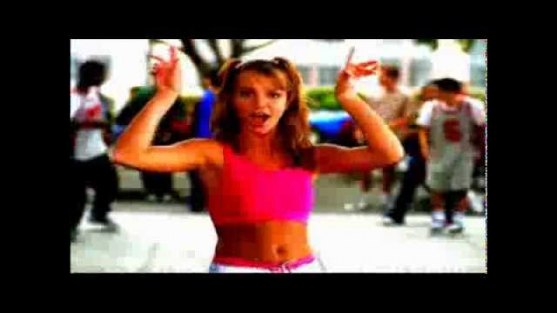 Britney Spears One More Time Official Music Video