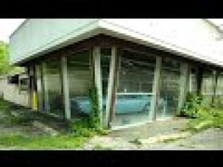 Заброшенный автосалон в США / Abandoned Motor ghost / Забытая Америка 2