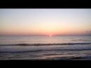 Восход солнца на острове Крит Июль 2015
