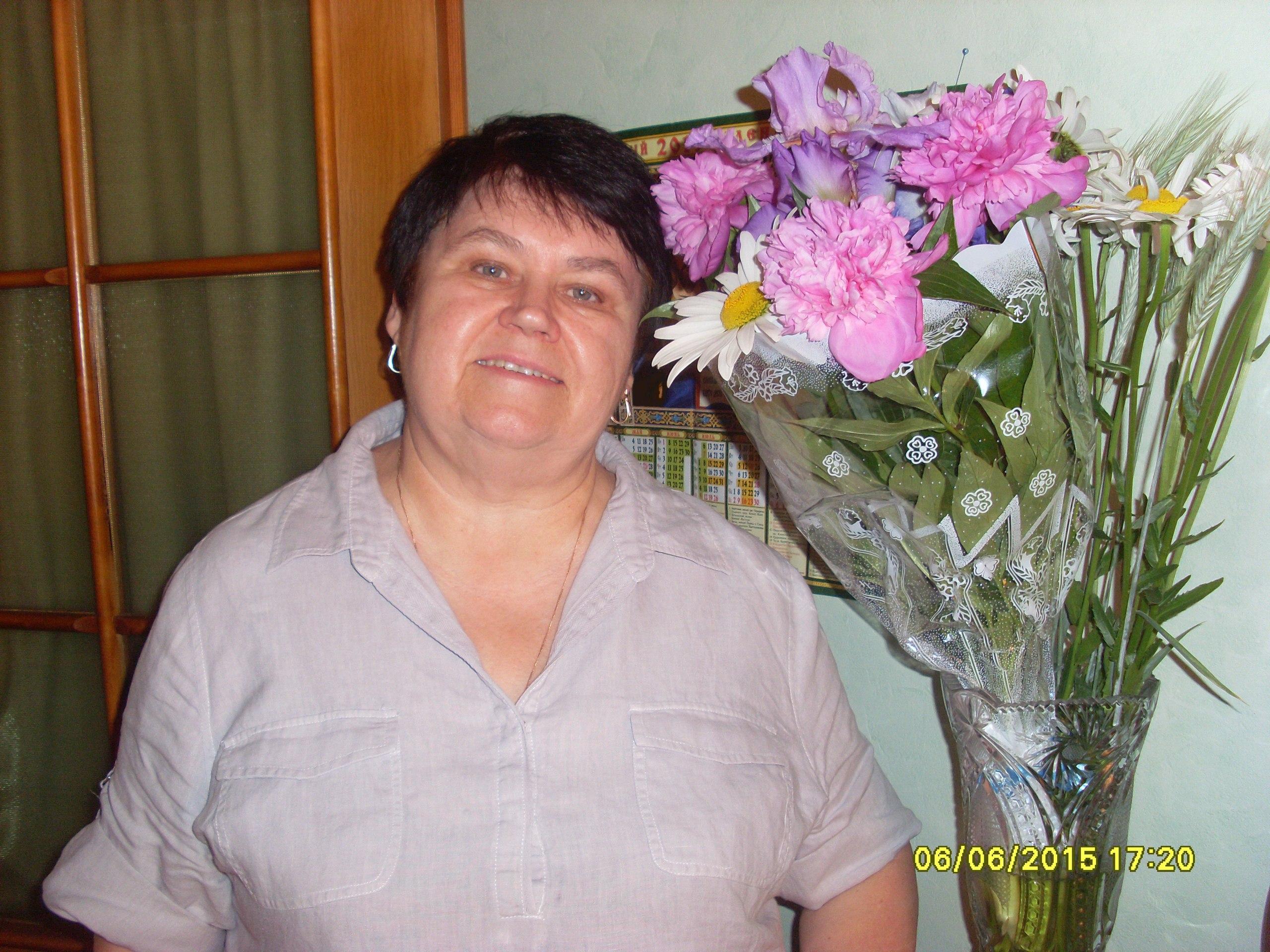 Lyudmila, 64, Kyiv