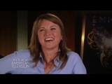 """Lucy Lawless on the cast of """"Spartacus"""" - EMMYTVLEGENDS.ORG"""