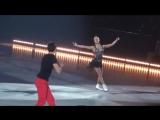 Tatiana Volosozhar - Maxim Trankov, Stephane Lambiel - Tribute Art on Ice Helsinki