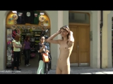 Adela Nude in Public 5