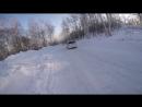 Жесткая зима :D