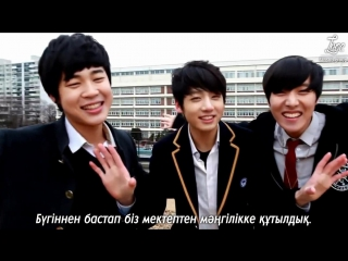 BTS (Jimin, J-Hope, Jungkook) - Graduation Song [kaz_sub]