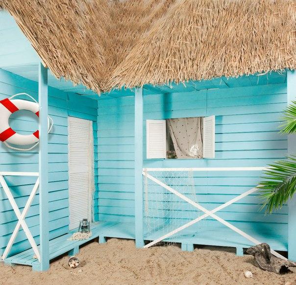 Фотостудия с пляжем москва