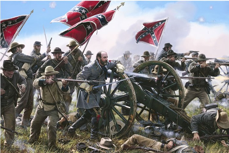how the south was portrayed and why the american civil war was a tragedy Richmond long portrayed its past in a one personal tragedy too many people have tried to position the american civil war as their own.