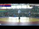 Qualifications - Female Wrestling 75 kg - GRAY (USA) vs ZHOU (CHN) - Tashkent 2014