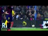MSN трио Барселоны 2015 - Лучшие голы Месси и Неймар и Суарес за 2015 Топ 10 голов трио