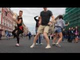 Апполоновы Саша и Надя | Андреева Лиза и Илья Оши | 4етыре стороны | СПб (лето 2013)
