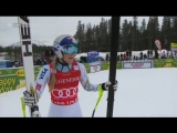 Линдси Вонн - 69-я победа в карьере - скоростной спуск (2) - Лэйк Луис 2015 / Lindsey Vonn 69th career win - Lake Louise DH (2)