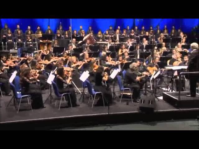 Hasret- Omar Faruk Tekbilek Borusan Philharmonic featuring Itamar Erez