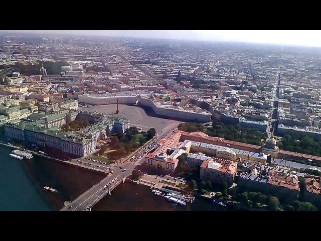 . Санкт-Петербург. Экскурсия на вертолете МИ-8