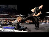 Miz TV with special Dean Ambrose and Kevin Owens SmackDown, Jan. 21, 2016
