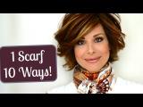 My Top 10 Ways to Tie a Scarf