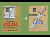 The Legend of Zelda Timeline - Angry Video Game Nerd - Episode 40