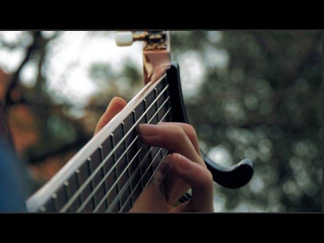 Ludovico Einaudi - Nuvole Bianche (Guitar Cover) TABS