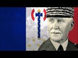 Maréchal, nous Voilà! - Unofficial Anthem of Vichy France Subtitled