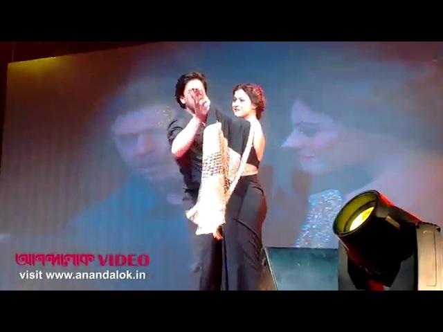 Shahrukh Kajol Dilwale at kolkata