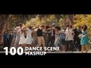 100 Movies Dance Scenes Mashup Mark Ronson-Uptown Funk ft.Bruno Mars-WTM