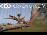 Cryengine V (Cryengine 5) #5 Создание запретных зон. Restricted area