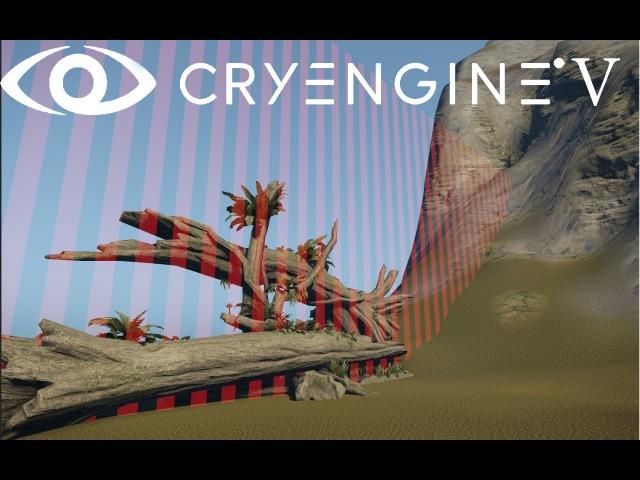 Cryengine V (Cryengine 5) 5 Создание запретных зон. Restricted area
