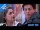 London Visit Emotional Scene Kabhi Khushi Kabhie Gham Shahrukh Khan Amitabh Bachchan