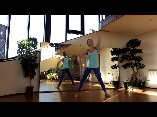 DANCE STRETCH. Растяжка в трехмерном движении