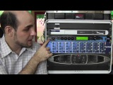 How to set up an external effects processor for live sound