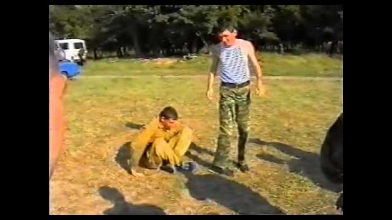 Ч7 захват двумя руками Подполковник спецназ ГРУ Лавров Lavrov specnaz gru русский стиль