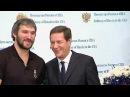 Легендарный хоккеист Александр Овечкин - теперь признанный олимпиец - Первый канал