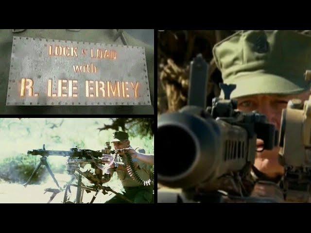 Пулеметы Часть 01 - Заряжай с Ли Эрми