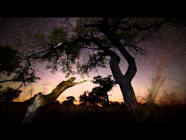 Temporal Distortion of Earth's Skies Stunning Time Lapse