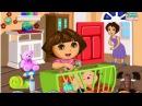 Dora The Babysitter Slacking Дора Сиделка Dora Asistente Dora Paridade