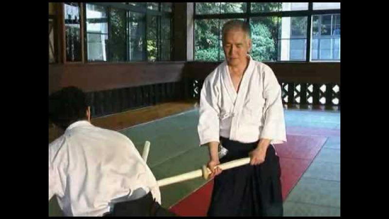 Aikido - Boken INABA MINORU KASHIMA SHIN RYU KENJUTSU-3.avi