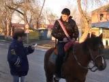 Чечен (Кавказ) Прикол 2015