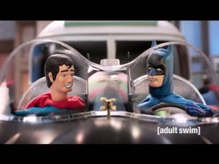 the best of... batman | robot chicken | adult swim
