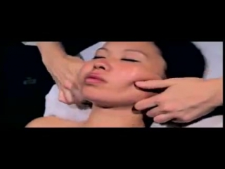 Лимфодренажный массаж лица и шеи