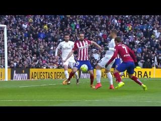 Обзор матча Реал Мадрид 0-1 Атлетико Мадрид (27.02.16, Ла Лига, 26-й тур)