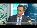 Tom Hiddleston on Today Show - March 24, 2016