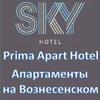 SkyHotel - Сеть отелей и апартаментов в СПб