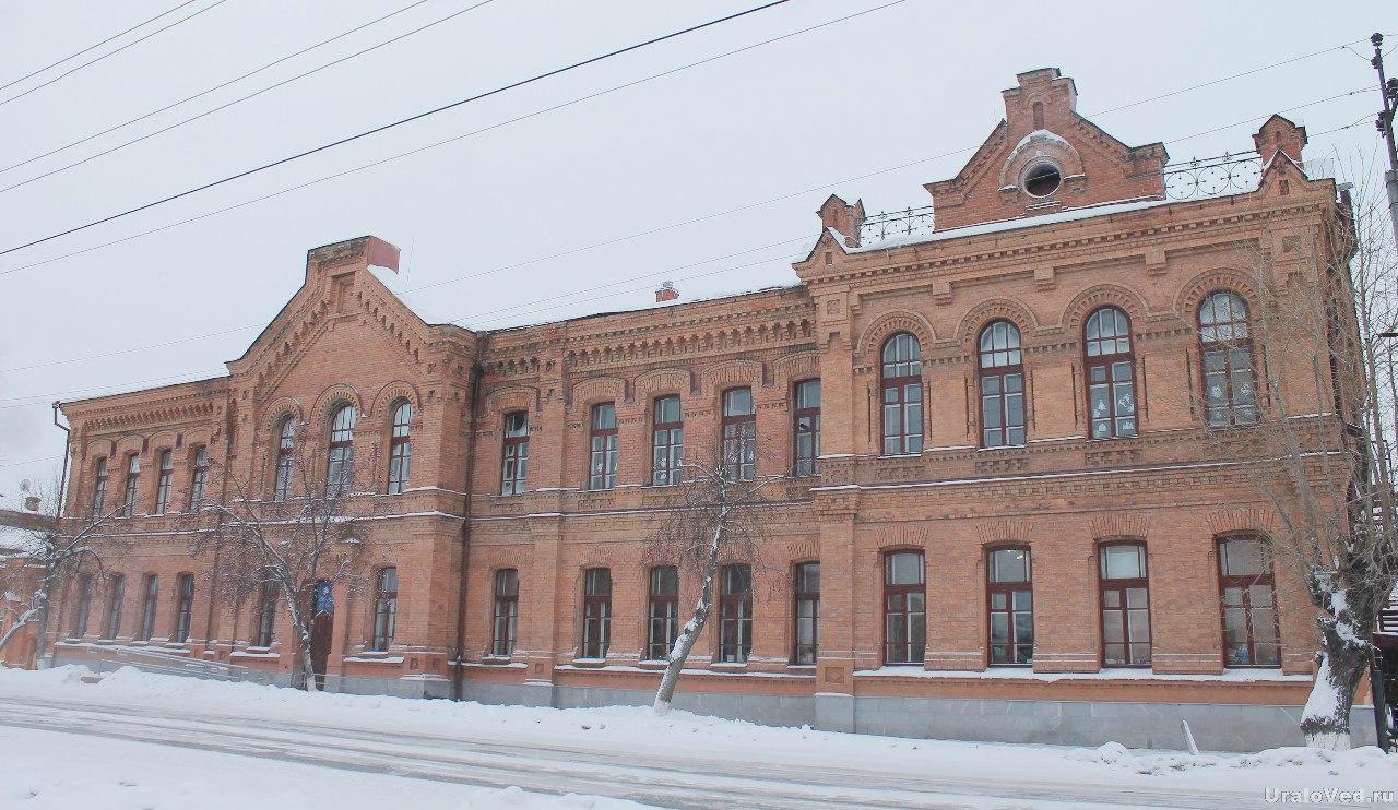 Здание в Ирбите
