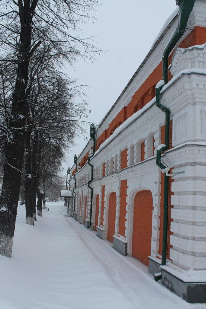 Здание музея гравюры