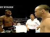 Quinton Jackson vs. Wanderlei Silva  BY RYAZAN